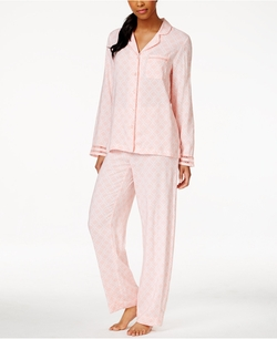Geo-Print Pajama Set by Charter Club in New Girl