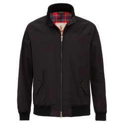 G9 Classic Harrington Jacket by Baracuta in The Man from U.N.C.L.E.