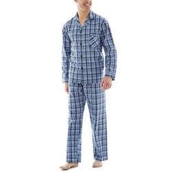 Plaid Pajama Set by Hanes in Modern Family