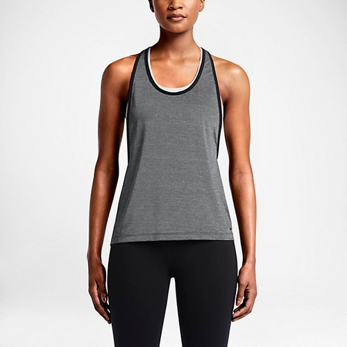 Pro Inside Loose Women's Training Tank Top by Nike in Mistresses - Season 4 Episode 4