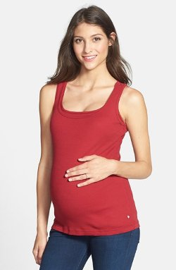 Nursing Tank Top by Bun Maternity in If I Stay