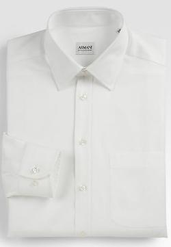 Classic-Fit Dress Shirt by Armani Collezioni in Fifty Shades of Grey