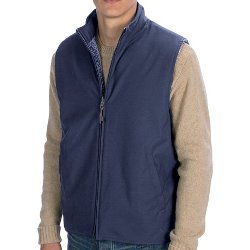 Thunder Basin Fleece Vest - Reversible by Pendleton in Need for Speed