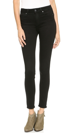 Transcend Margot Ultra Skinny Jeans by Paige Denim in Jessica Jones