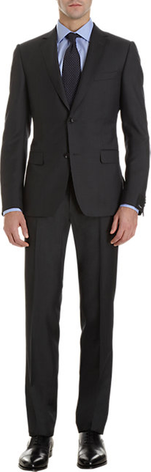 Drop 8 Two-Piece Suit by Z Zegna in Empire - Season 2 Episode 10