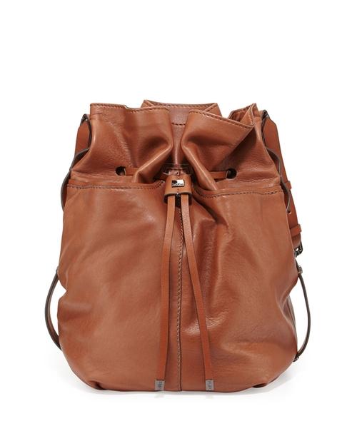 Frankie Drawstring Bucket Bag by Kooba in Pretty Little Liars - Season 6 Episode 5