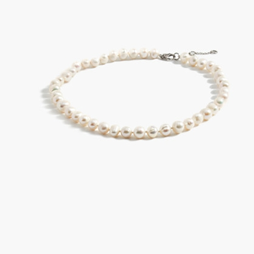 Freshwater Pearl Necklace by J. Crew in Paper Towns