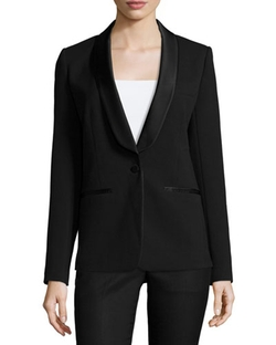 Tuxedo Blazer by Michael Michael Kors in Keeping Up With The Kardashians