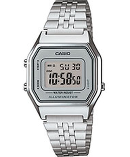 Illuminator Watch by Casio in Dope
