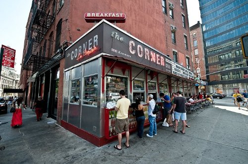 Corner Deli New York City, New York in That Awkward Moment