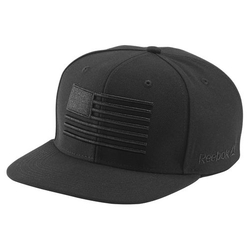 Crossfit Tonal Flag Cap by Reebok in Trainwreck