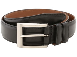 Wide Basic Dress Belt by Allen-Edmonds in Ballers