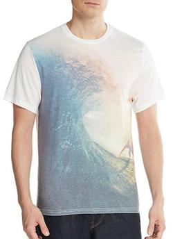 Wave Graphic Tee by Threads 4 Thought in The Flash