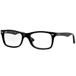 Square Eyeglasses by Ray-Ban in The Purge: Election Year
