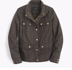 The Downtown Field Jacket by J.Crew in Shadowhunters