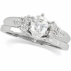 Diamond Wrap Ring by Jewelplus in Southpaw