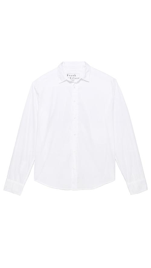 Paul Woven Shirt by Frank & Eileen in Get On Up
