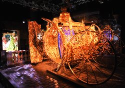 Custom Made Pumpkin Carriage (Cinderella) by Bgi Supplies (Art Department) in Cinderella