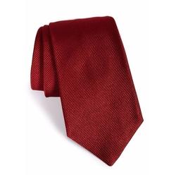 Solid Silk Tie by Gitman in Designated Survivor