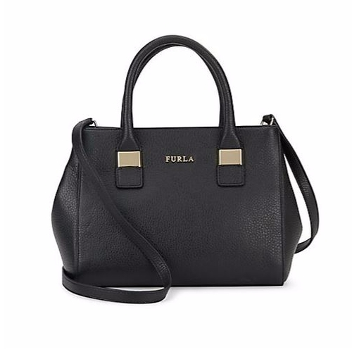 Amelia Leather Satchel by Furla in Mistresses - Season 4 Episode 2