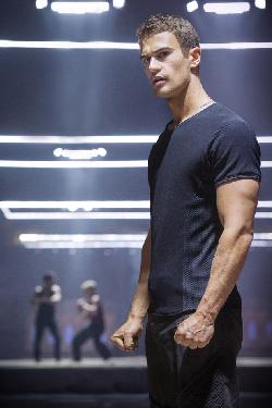 Custom Made Four 'Dauntless' Shirt by Carlo Poggioli (Costume Designer) in Divergent