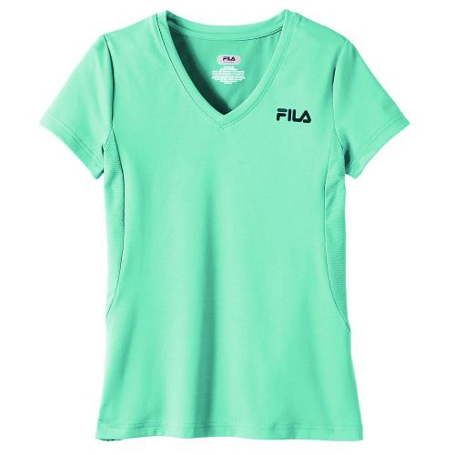Core Racer Performance Tee by Fila Sport in Wish I Was Here