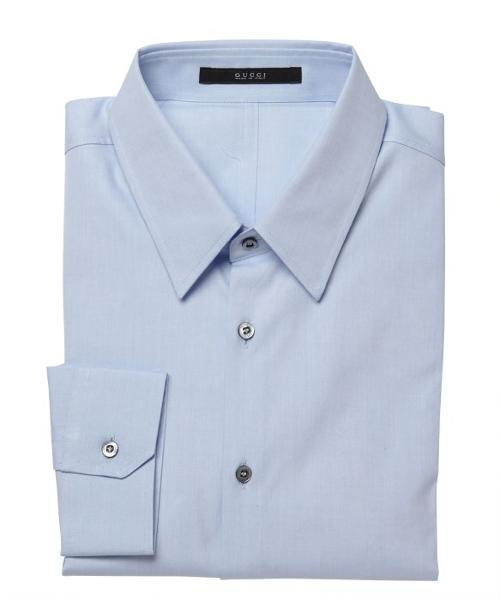 Cotton Point Collar Dress Shirt by Gucci in Kingsman: The Secret Service