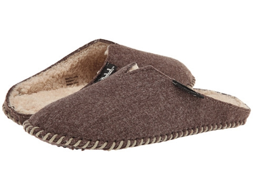 Felt Mill Scuff Slippers by Woolrich in Before I Wake