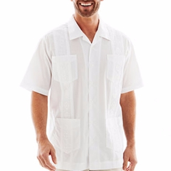 Guayabera Shirt by The Havanera Co. in The Fate of the Furious