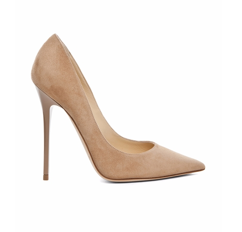 Anouk Suede Pumps by Jimmy Choo in Keeping Up With The Kardashians - Season 12 Preview