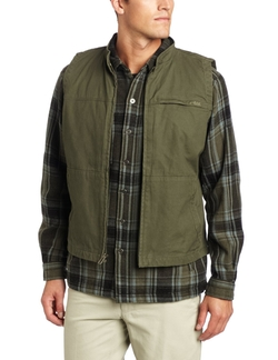 Stagecoach Vest by Mountain Khakis in GoldenEye