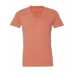 Boss V-Neck T-Shirt by Alternative in New Girl