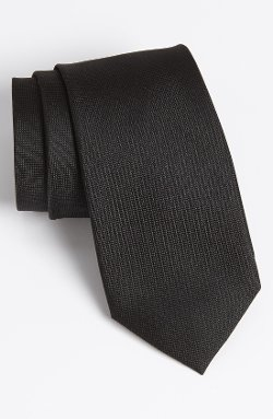 Woven Silk Tie by Calibrate in The Matrix