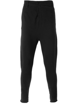 Drop Crotch Trousers by Thom Krom in We Are Your Friends