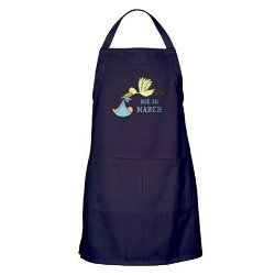 Due in March Apron by Cafe Press in Silver Linings Playbook