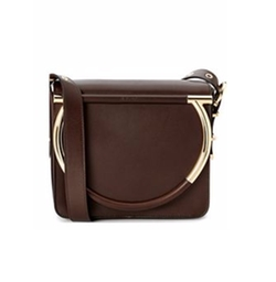 Micole Shoulder Bag by Salvatore Ferragamo in Suits