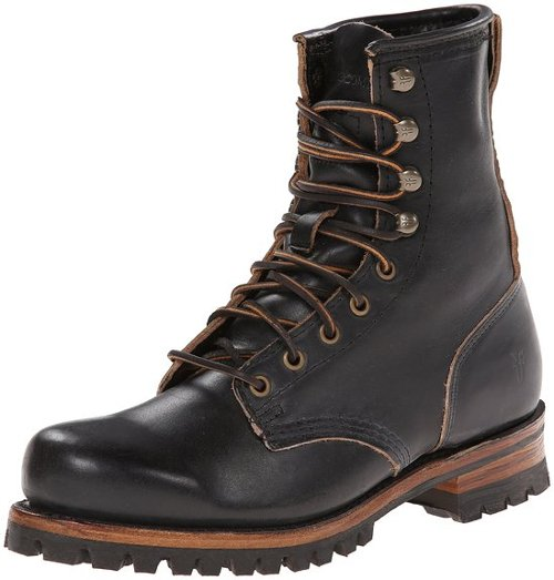 Men's Logger Combat Boot by Frye in Fast & Furious 6