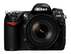 D200 Digital SLR Camera by Nikon in Ballers