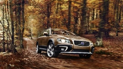 XC70 SUV by Volvo in Knock Knock