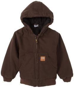 Boys Active Jacket by Carhartt in Interstellar