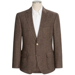 Harrison Tweed Sport Coat by Kroon in Absolutely Anything