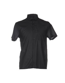 Short Sleeve Shirt by Costume National Homme in The Gunman