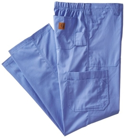 Men's Tall Ripstop Multi-Cargo Scrub Pant by Carhartt in Fight Club