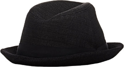 Neoprene Band Fedora Hat by Ca4la in Magic Mike XXL