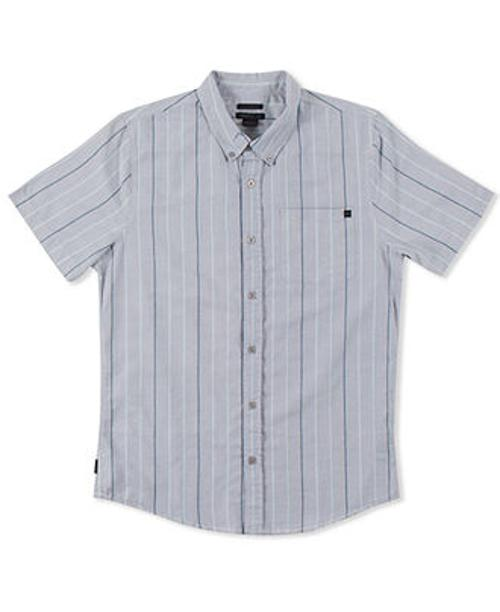 Keppler Pinstriped Shirt by O'Neill in Couple's Retreat