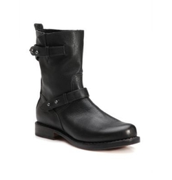 Leather Moto Ankle Boots by Rag & Bone in How To Get Away With Murder