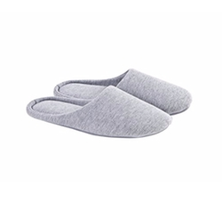 Cotton Memory Foam Slippers by Ofoot in Girls Trip