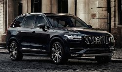 XC90 SUV by Volvo in The Best of Me
