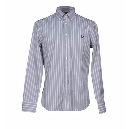 Stripe Shirt by Fred Perry in Snowden