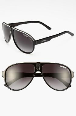 60mm Aviator Sunglasses by Carrera in Yves Saint Laurent